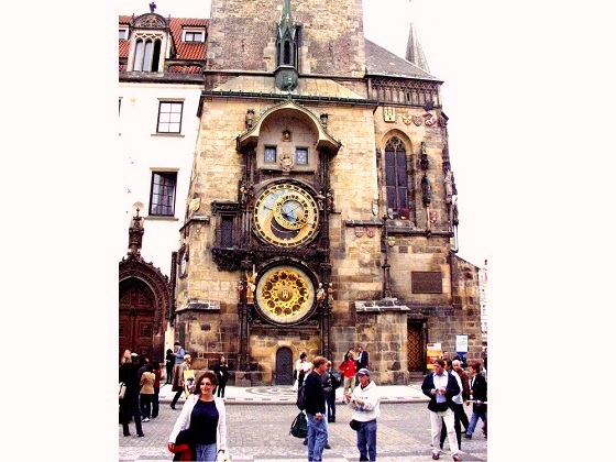 Prague-Astronomical Clock
