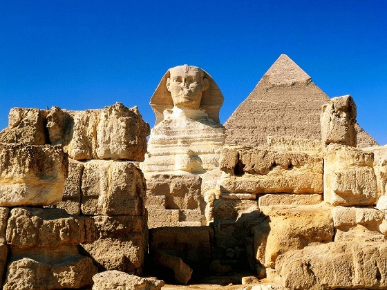 Egypt-Great Sphinx of Giza