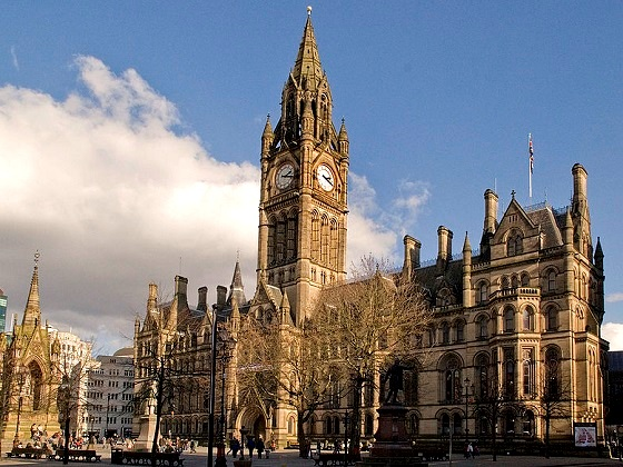 Manchester-Town Hall