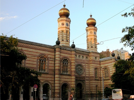 Budapest-The Great Synagogue