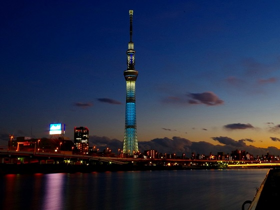 Tokyo-Skytree Tower