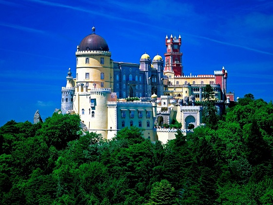 Sintra-Pena National Palace
