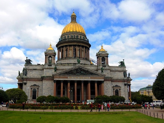 St. Petersburg-St. Isaac's Cathedral