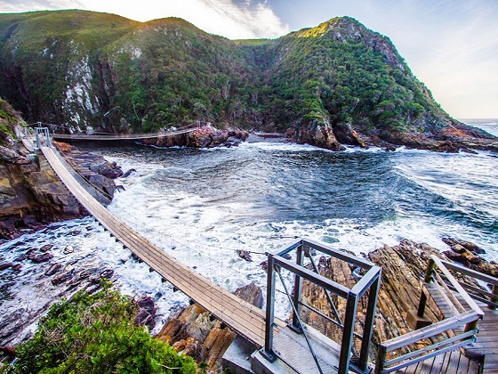 South Africa-Garden Route-Storms River