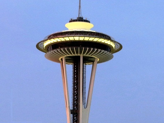 Seattle-Space Needle